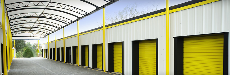 Drive Up & Drive Thru Self Access Storage