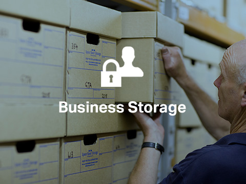 Find out more – Business Storage
