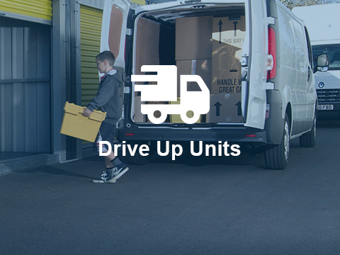 Find out more – Drive Up Units