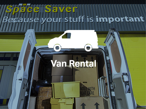 Find out more – Van Rental