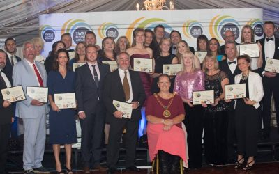 Our Night at The Swale Business Awards