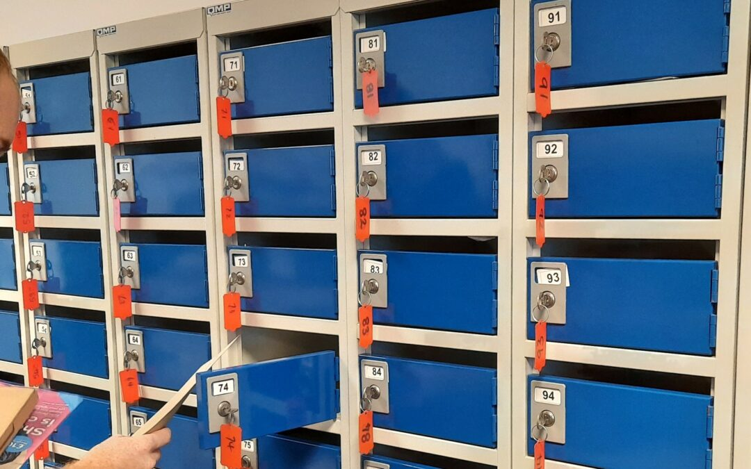 Secure Mailboxes